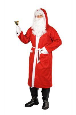 Nikolaus Weihnachtsmann Santa Claus preisgünstiger Filzmantel
