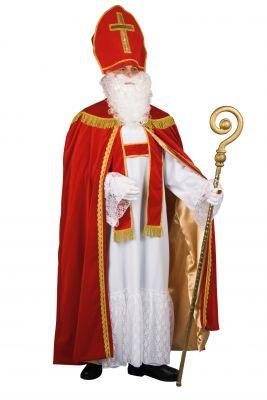 Bischof St. Nikolaus Komplett Kostüm sehr Hochwertig