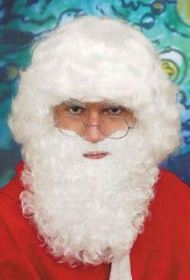 Mini Nikolausmütze mit Haarspange Kopfschmuck für Weihnachten oder Feier