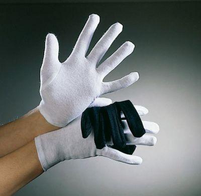 Handschuhe Nikolaus Weihnachtsmann Karneval