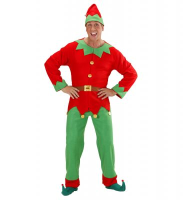 Weihnachtself Elf Helfer des Weihnachtsmann Gehilfe
