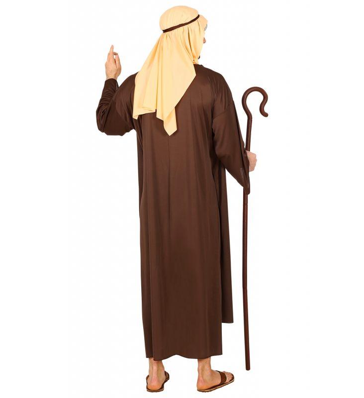Josef Gewand mit Langer Weste, Gürtel, Kopfbedeckung Kostüm