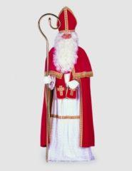 St. Nikolaus Bischof Nikolaus Herrenkostüm Weihnachten
