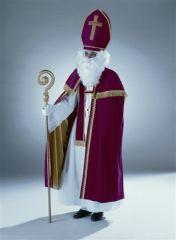 Bischof St. Nikolaus Mantel Umhang