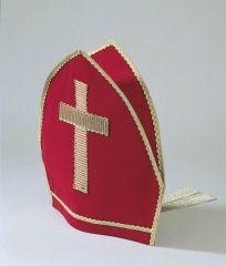 Bischofsmütze Mitra hochwertige deutsche Herstellung
