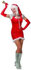 Jinge Bells Weihnachtsfrau Nikolausdame Santa Girl Weihnachten