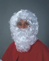 Nikolaus / Weihnachtsmann Nikolausperücke Weihnachten