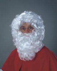 Weihnachtsmann / Nikolaus Bart Weihnachten 41001702