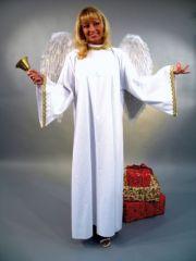 Engel Engelkleid auch für Herren Kostüm Weihnachten Christkind