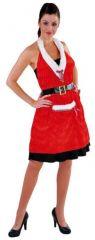 Nikolausschürze Kellnerschürze Nikoläusin Weihnachtsfrau