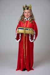 Königsgewand Königsmantel für Kinder Heilige Drei Könige Sternsinger
