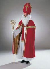 Bischof Unterkleid mit Spitze St. Nikolaus Weihnachten