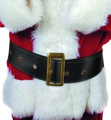 Santa Gürtel Nikolausgürtel Weihnachtsmannzubehör Gürtel Belt