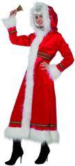 Miss Santa Luxe Nikoläusin Santa Girl Weihnachtsfest Weihnachtsfeier