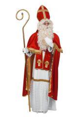 Sankt Nikolaus Bischof Weihnachtsmann Weihnachten Weihnachtsfeier Herrenkostüm