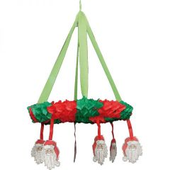Nikolaus Weihnachten Dekoration Kranz