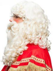 Santa Claus Professioneles Set Nikolaus Weihnachtsmann Top Qualität