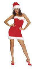 Mini Mütze Weihnachtselfe Weihnachtshut Kopfbedeckung Weihnachten