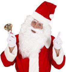 Nikolausbart Weihnachtsmannbart hohe Qualität Nikolaus Weihnachtsmann