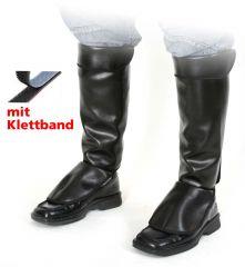 Stiefelstulpen Gamaschen Stiefelgamaschen mit Klettverschluss