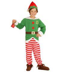Weihnachtself Weihnachtswichtel Elf Wichtel Gehilfe vom Weihnachtsmann