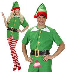 Nikolaus Weihnachtsmann Merlin Zauberer Prophet Bart + Perücke grau