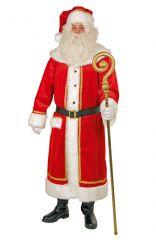 Weihnachtsmannmantel Nikolauskostüm Deutsche Herstellung