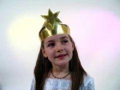 Christkind Engel Sternensinger Weihnachten